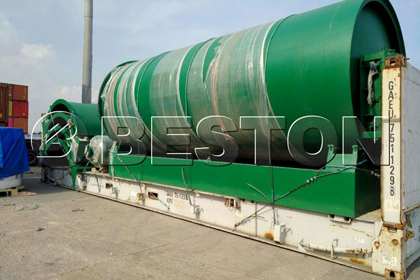 Plastic pyrolysis plant Archives -