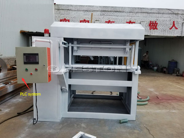 small paper egg tray machine