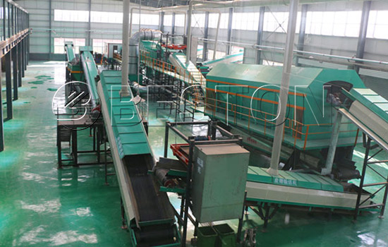 High-quality Solid Waste Sorting Equipment